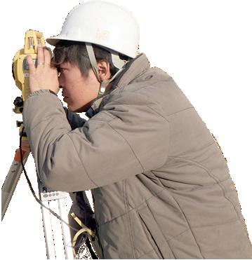 巴総建の測量は迅速な対応と正確さが売りです