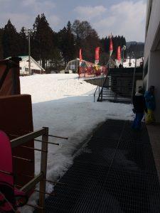 平成29年1月6日から一泊でスノーボード旅行に行ってきました。